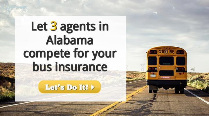 Alabama Bus Insurance Quotes