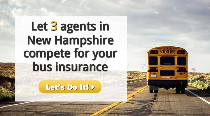 New Hampshire Bus Insurance Quotes