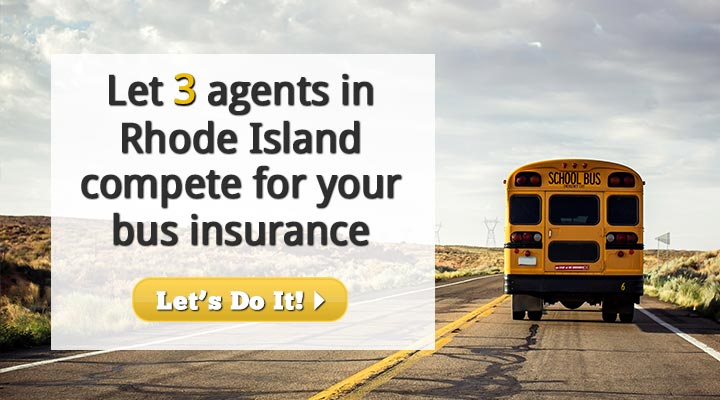 Rhode Island Bus Insurance Quotes